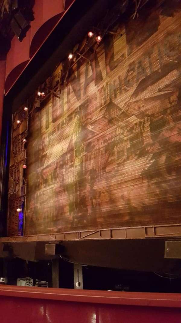 The Kennedy Center Opera House, Abschnitt: Orchestra Right, Reihe: E, Platz: 10