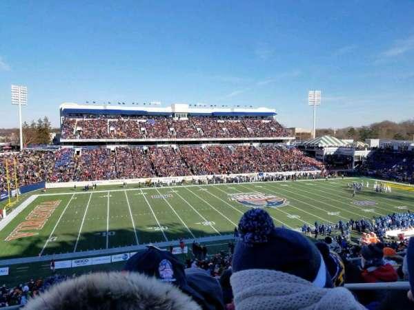 Navy-Marine Corps Memorial Stadium, Abschnitt: 107, Reihe: 7, Platz: 9