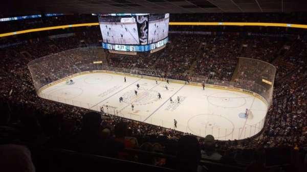 Scotiabank Arena, Abschnitt: 307, Reihe: 16, Platz: 9
