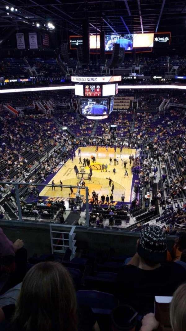 PHX Arena, Bereich: 210, Reihe: 6, Platz: 13