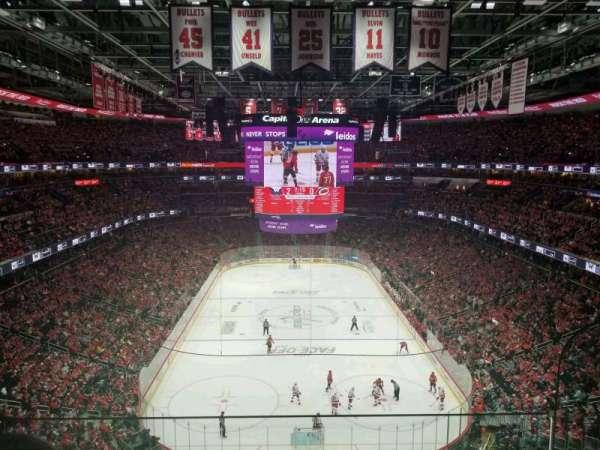 Capital One Arena, Bereich: 425, Reihe: B, Platz: 15