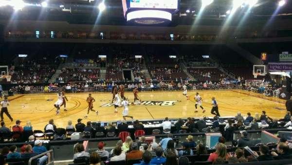 Erie Insurance Arena, Bereich: 204, Reihe: L, Platz: 11