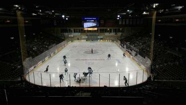Erie Insurance Arena, Bereich: STE311, Reihe: A, Platz: 4