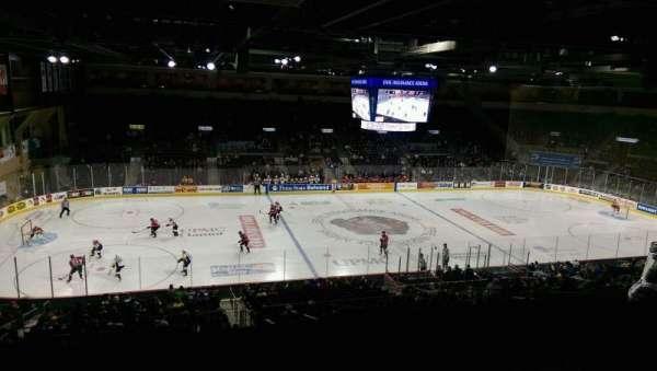 Erie Insurance Arena, Bereich: Suite 302, Reihe: SA, Platz: 7