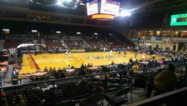 Erie Insurance Arena, Bereich: 217, Reihe: P, Platz: 7