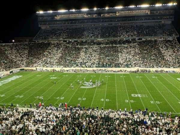 Spartan Stadium, Abschnitt: 108, Reihe: 2, Platz: 12