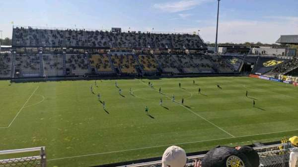 Historic Crew Stadium, Bereich: 208, Reihe: 5, Platz: 13