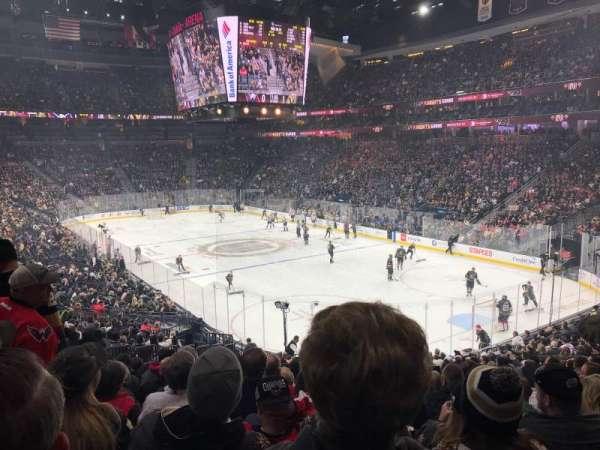 T-Mobile Arena, Abschnitt: 19, Reihe: W, Platz: 9