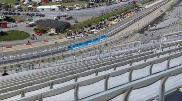 Dover International Speedway, Abschnitt: 120, Reihe: 60
