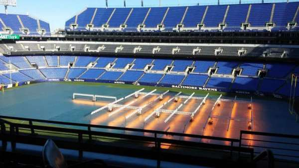 M&T Bank Stadium, Abschnitt: Suite