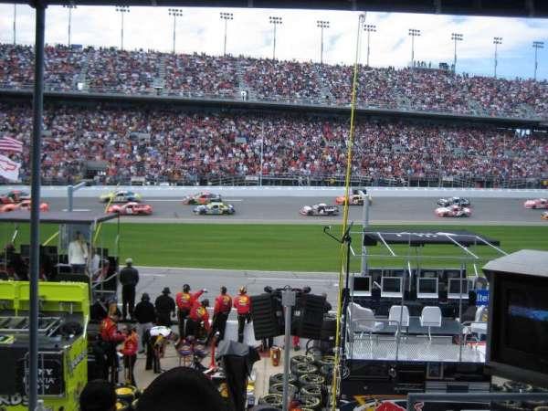 Daytona International Speedway, Abschnitt: PIT PASS, Reihe: PIT PASS