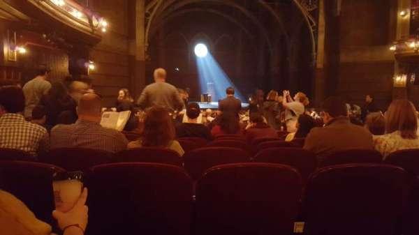Lyric Theatre, Abschnitt: Orchestra L, Reihe: S, Platz: 21