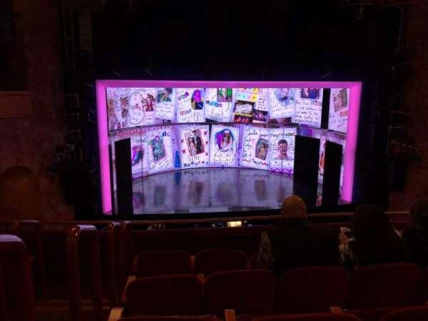 August Wilson Theatre, Abschnitt: MEZZ Center, Reihe: E, Platz: 114