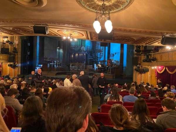 Walter Kerr Theatre, Abschnitt: Orchestra R, Reihe: S, Platz: 8