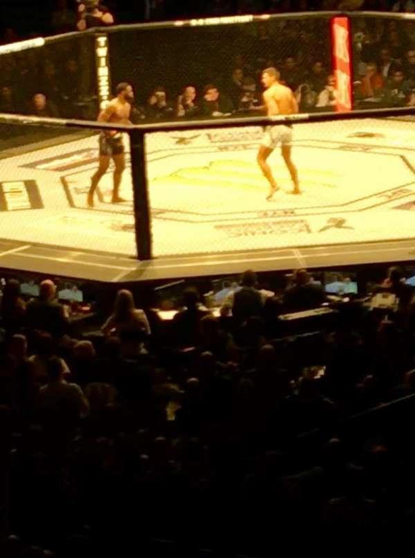 Madison Square Garden, Abschnitt: 119, Reihe: 22