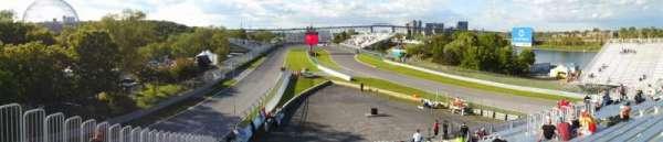 Circuit Gilles Villeneuve, Abschnitt: 34, Reihe: Top