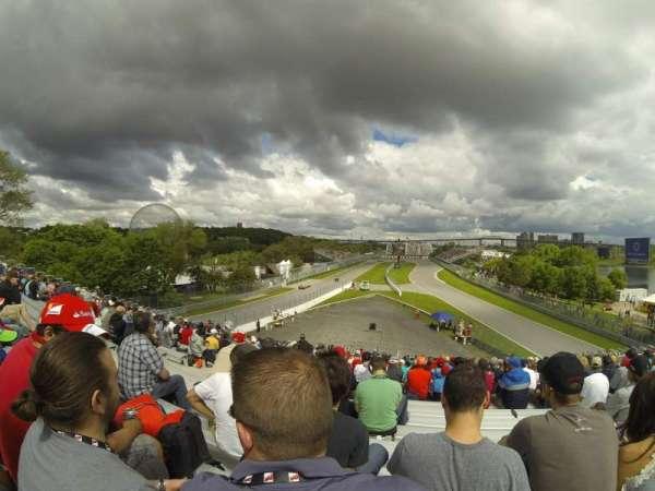 Circuit Gilles Villeneuve, Abschnitt: 34