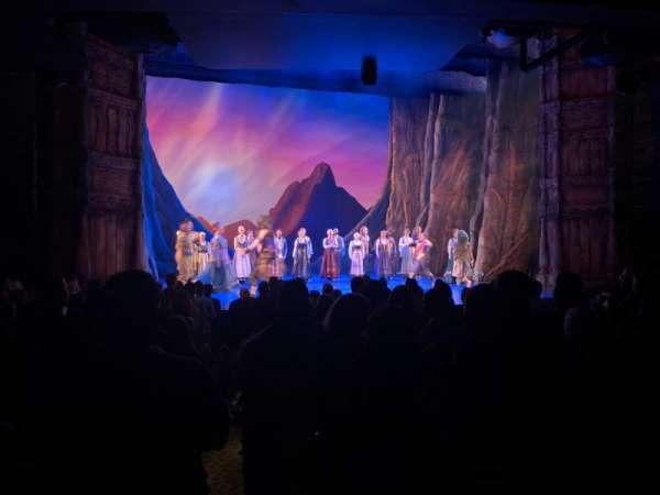 St. James Theatre, Abschnitt: Orchestra L, Reihe: N, Platz: 1