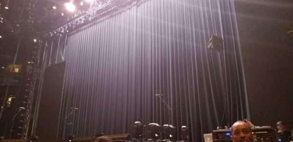 Oracle Arena, Abschnitt: C, Reihe: 2, Platz: 14