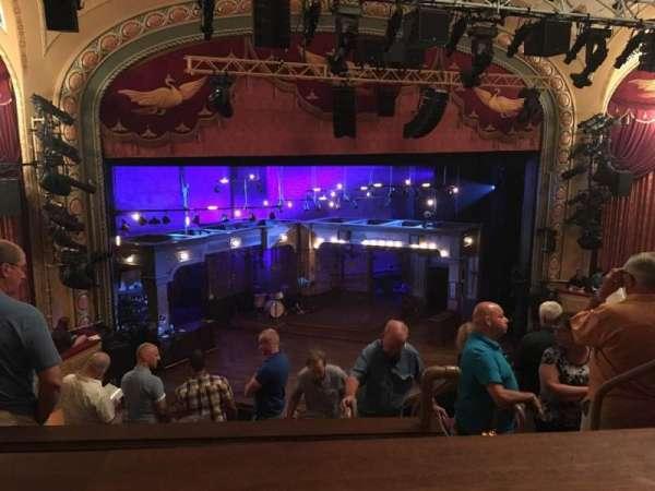 Bernard B. Jacobs Theatre, Abschnitt: Mezzanine, Reihe: E, Platz: 5