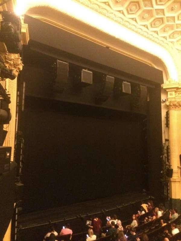 Hudson Theatre, Abschnitt: Dress Circle L, Reihe: A, Platz: 15