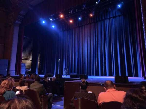 Fox Performing Arts Center, Abschnitt: GLDORR, Reihe: E, Platz: 6