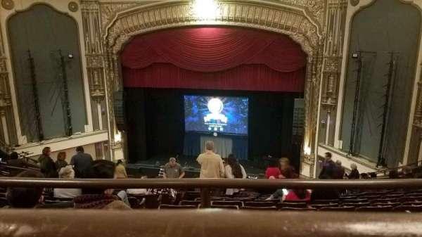 Golden Gate Theatre, Abschnitt: Balcony RC, Reihe: A, Platz: 124