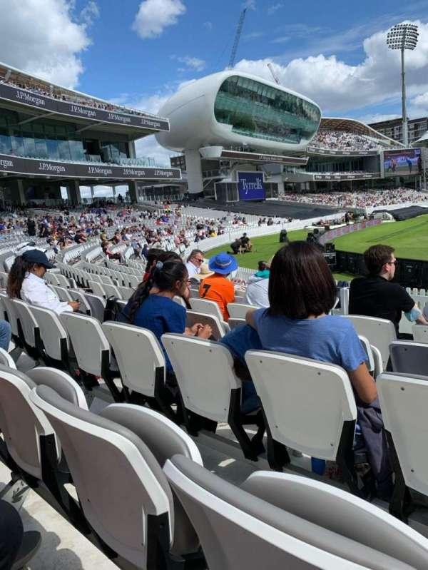 Lord's Cricket Ground, Bereich: C1, Reihe: 13, Platz: 13