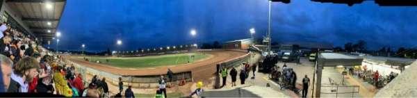National Speedway Stadium, Belle Vue, Manchester, Bereich: A, Reihe: C, Platz: 1