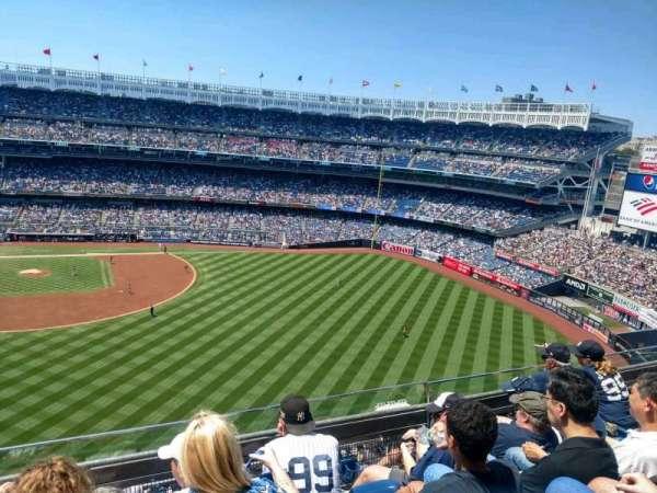 Yankee Stadium, Abschnitt: 405, Reihe: 4, Platz: 18