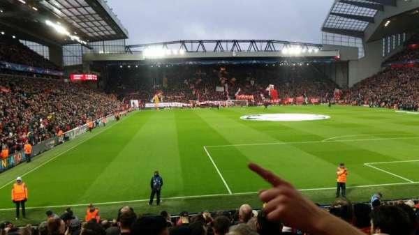 Anfield, Abschnitt: 126, Reihe: 20, Platz: 157