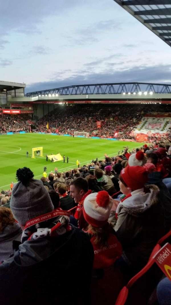 Anfield, Abschnitt: L11, Reihe: 41, Platz: 0046