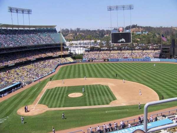 Dodger Stadium, Abschnitt: 10RS, Reihe: C, Platz: 20