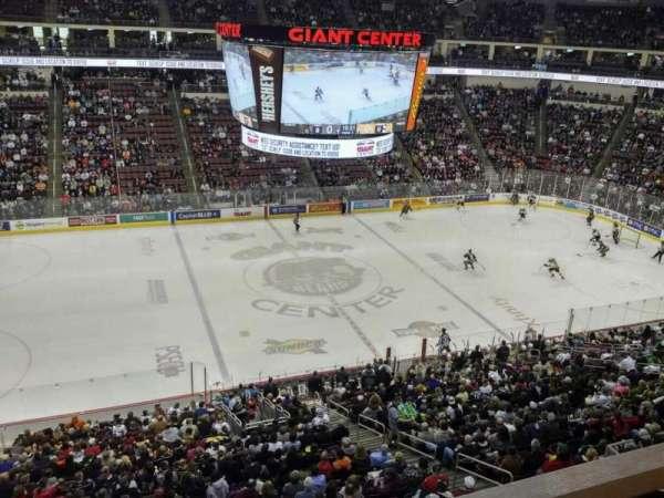 Giant Center, Abschnitt: 219, Reihe: A, Platz: 10