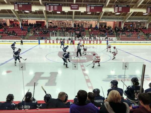 Bright-Landry Hockey Center, Abschnitt: 5, Reihe: F, Platz: 10