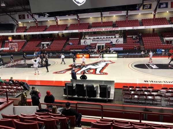 Matthews Arena, Abschnitt: 7, Reihe: J, Platz: 9
