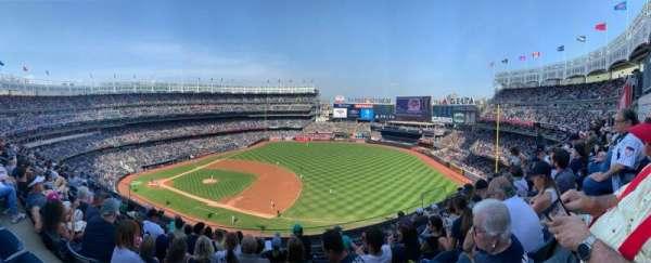 Yankee Stadium, Abschnitt: 313, Reihe: 8, Platz: 9