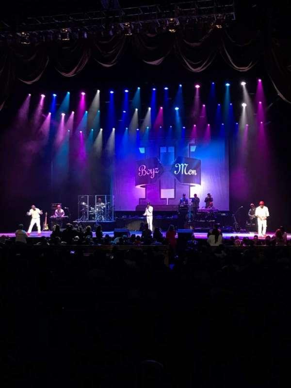 Radio City Music Hall, Abschnitt: Orch, Reihe: WW, Platz: 312