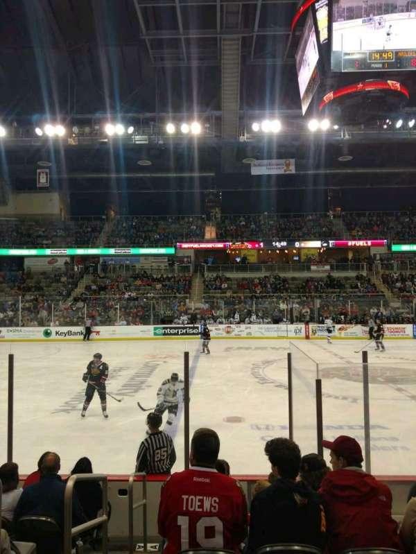 Indiana Farmers Coliseum, Abschnitt: 200, Reihe: A, Platz: 26