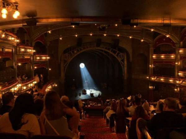 Lyric Theatre, Abschnitt: Dress Circle L, Reihe: K, Platz: 1