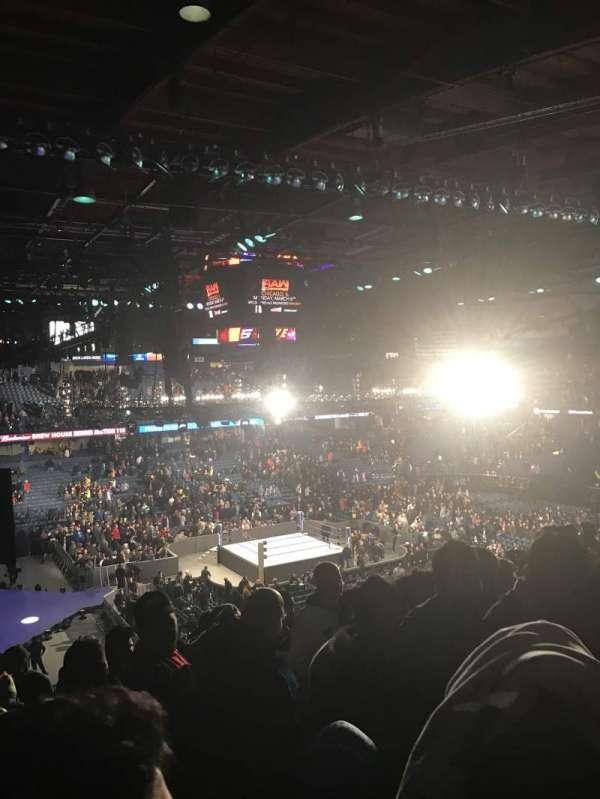 Allstate Arena, Abschnitt: 216, Reihe: q , Platz: 49