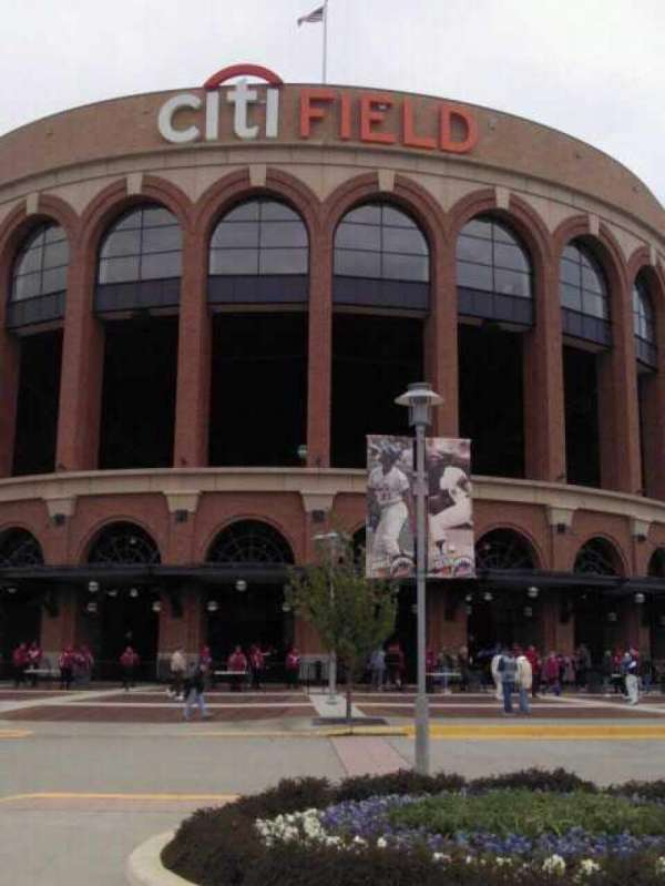 Citi Field, Abschnitt: Main Entrance