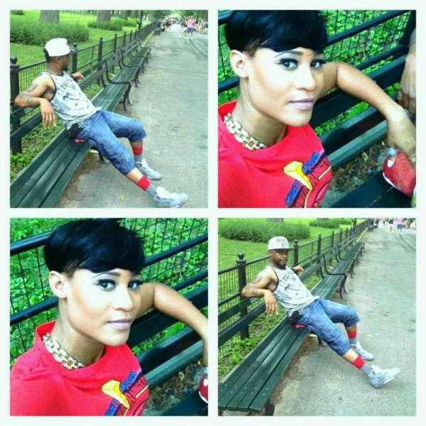 Central Park, Abschnitt: Summer Stage, Reihe: Bench, Platz: 1