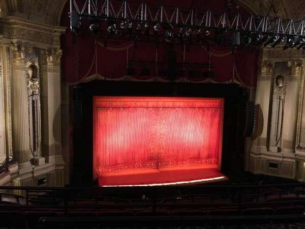 Boston Opera House, Abschnitt: MEZZLC, Reihe: C, Platz: 125