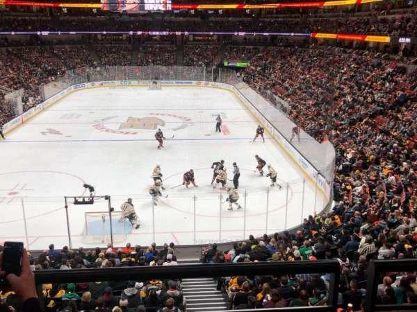 Honda Center, Abschnitt: 326, Reihe: B, Platz: 11