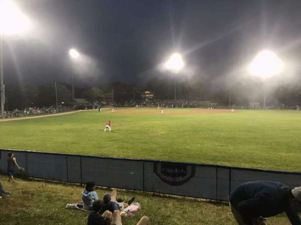 Veteran's Field (Chatham), Platz: GA