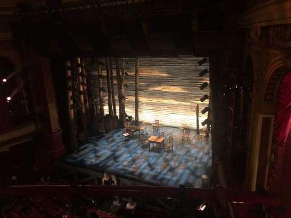 Phoenix Theatre, Abschnitt: Grand Circle, Reihe: A, Platz: 3