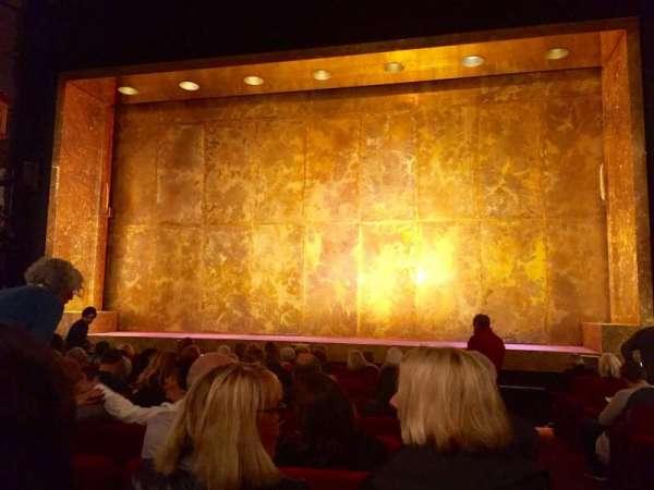 Cort Theatre, Abschnitt: Orchestra C, Reihe: L, Platz: 112