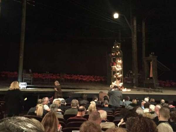 American Airlines Theatre, Bereich: Orchestra C, Reihe: N, Platz: 113