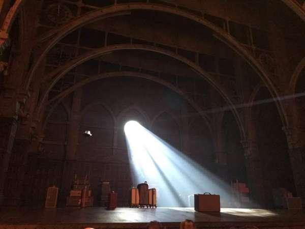 Lyric Theatre, Abschnitt: Orch Left, Reihe: D, Platz: 13